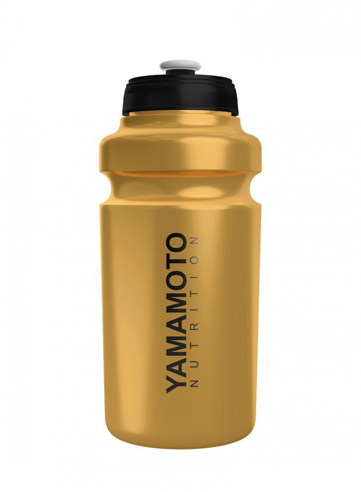 Бутылка для воды Yamamoto nutrition Water Bottle (500 мл) ямамото нутришн Gold