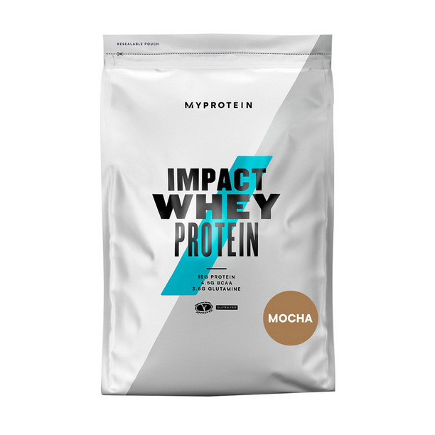 Сывороточный протеин концентрат MyProtein Impact Whey Protein (1 кг) майпротеин импакт вей cherry youghurt