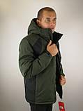 Спортивная мужская куртка, фото 5