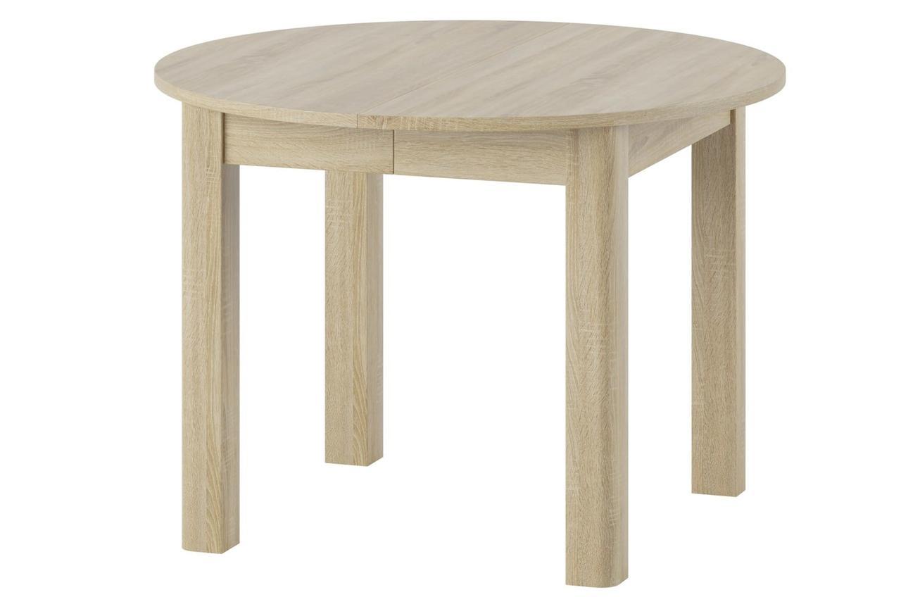 Стол обеденный деревянный INDUS Szynaka дуб sonoma