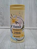 Balea гель для душа 300 мл Ваниль + Кокос