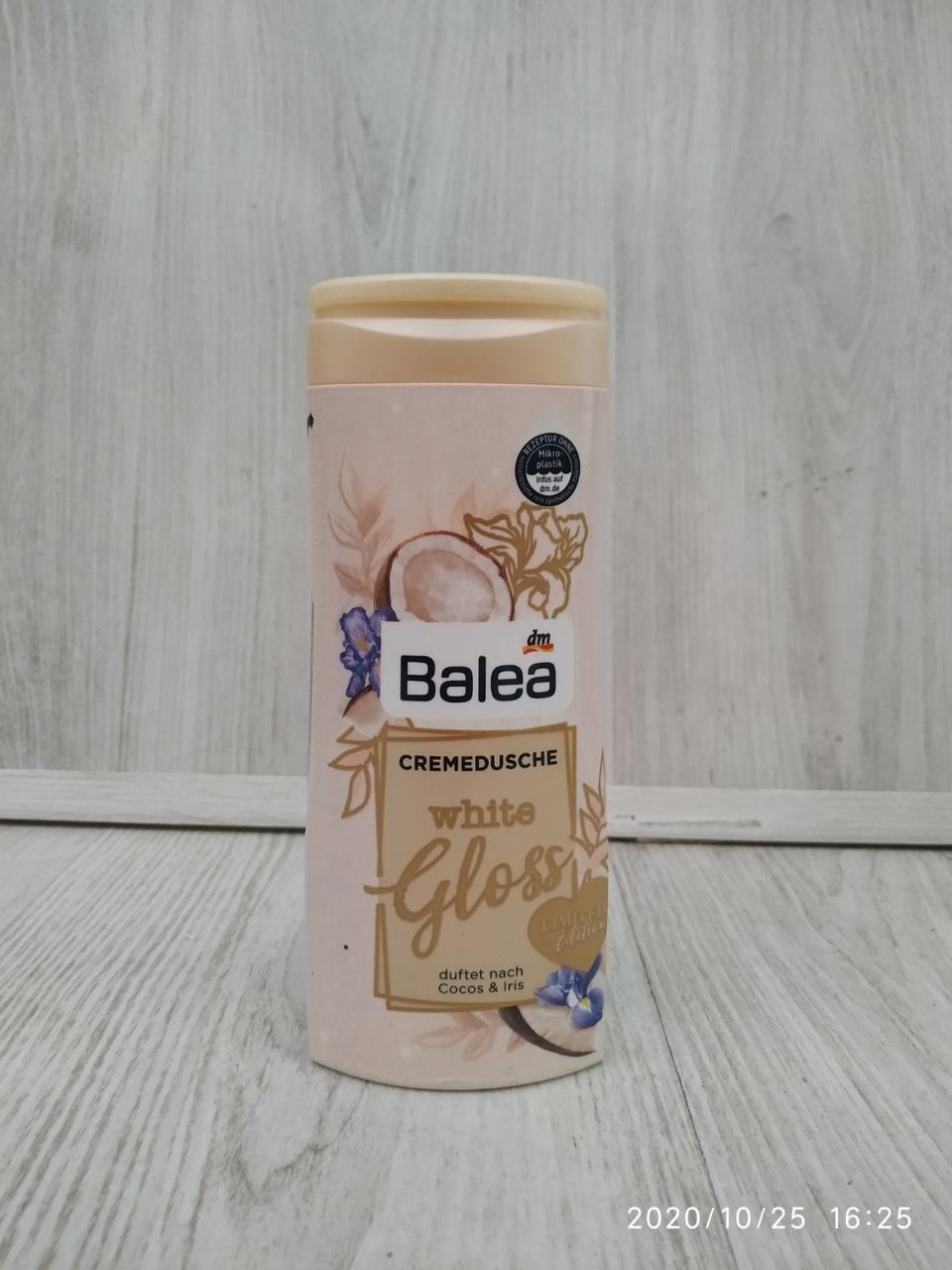 Balea гель для душа 300 ml Кокос