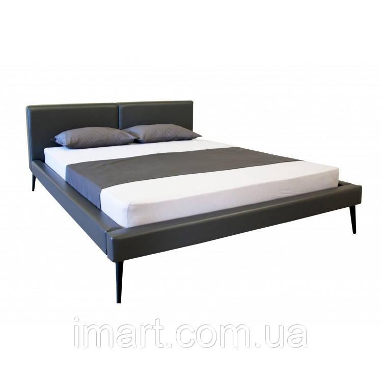 Кровать двуспальная Нора 02 Melbi. Двоспальне ліжко
