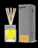 "Аромадиффузор для дома Sister's Aroma ""Апельсин с медом"", 120 мл"