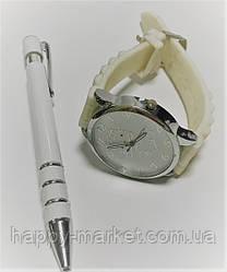 Годинник дитячі наручні №1950 +ручка HK