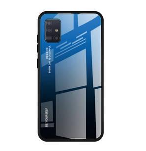 Чохол Gradient для Samsung Galaxy A71 2020 / A715F (різні кольори)