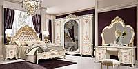 Спальня Афина 5д в комплекте с матрасом