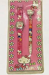 Годинник дитячі наручні №K-1949 HK +ручка