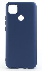 Чехол-накладка New Silicone Case для Xiaomi Redmi 9C синий