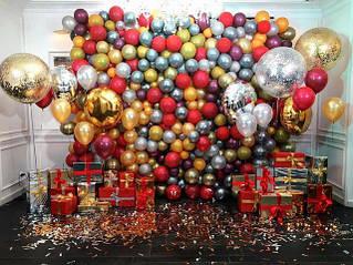 Воздушные шары на праздник. Гелиевые и для фотозон.