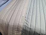 Покрывало Стиль Люкс New, серо-зелёный/беж (240/260 см), фото 3