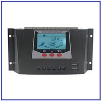 Контроллер заряда PWM 30А 12В/24В WP3024D Juta, фото 1