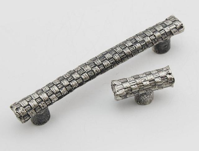 Мебельные ручки эксклюзивная серия из бронзы