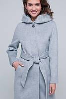 Модное женское зимнее пальто в 3х цветах ДАЙАНА 42-56 размеры, фото 1