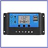 Контроллер заряда PWM 10A 12-24В BY1024