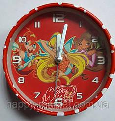 Часы-будильник №02 WX Винкс