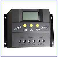 Контроллер заряда PWM 60А 48В Juta