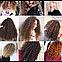Плойка африканка, африканські кучері, щипці для завивки волосся Geemy GM 2825, 9 мм., фото 4