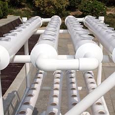 Гидропонная установка NFT для выращивания зелени 108 ячеек (hub_hnbt71711), фото 2