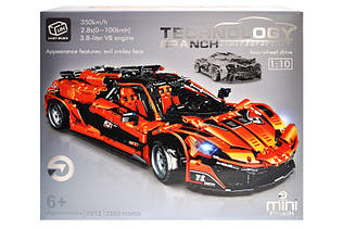Конструктор Макларен  McLaren Технолоджи 0012, 1:10, 3303 дет.