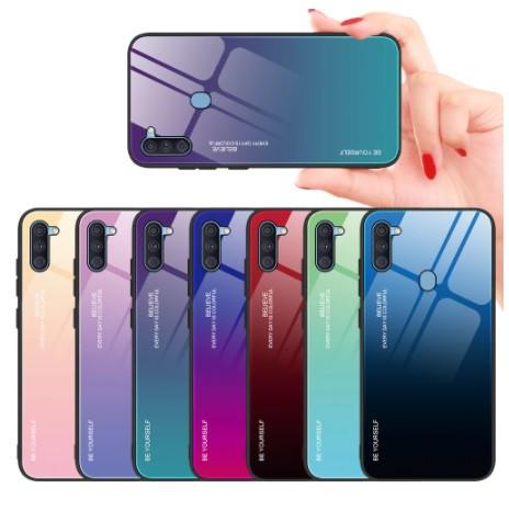 Чехол Gradient для Samsung Galaxy A11 2020 / A115F (разные цвета)