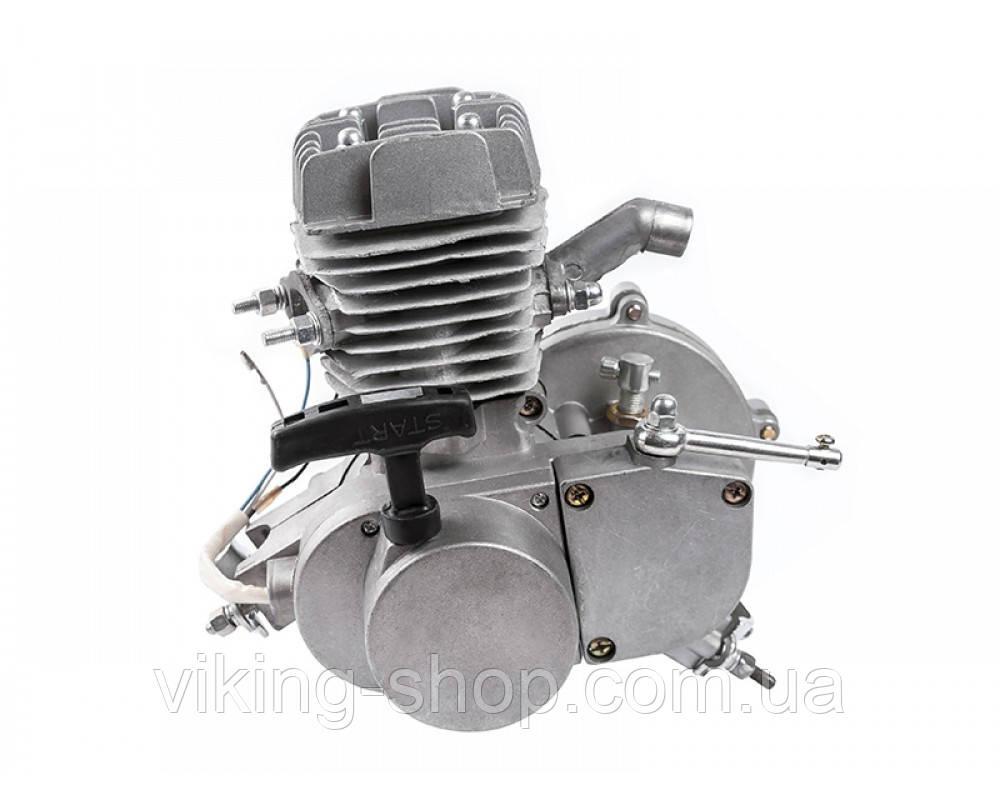 Двигатель Д-6 для моторизирования велосипеда f-80
