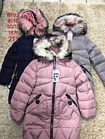 Куртка утепленная для девочек, S&D, 10,16 лет,  № KF92, фото 1