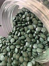 Спіруліна в таблетках 500 мг