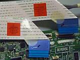 Плати від LED TV LG 55LB720V-ZG.BDRWLJU по блоках (розбита матриця)., фото 10