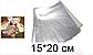 20 шт Пакет полипропиленовый для кондитерских изделий Упаковка пакеты для пряника, фото 2