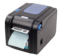 1 год гарантия Принтер этикеток Xprinter 370BM Ethernet, USB, COM, RJ11(RJ12) (штрих кодов) и чеков ОРИГИНАЛ, фото 1