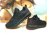 Кроссовки женские BaaS F черные 36 р., фото 3