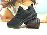 Кроссовки женские BaaS F черные 36 р., фото 6