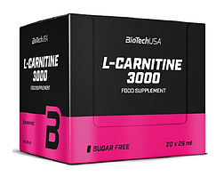 BioTech L-Carnitine 3000 20x25ml