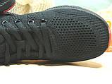 Кроссовки женские BaaS F черные 38 р., фото 8