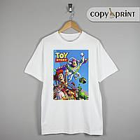 Футболка: История игрушек (Toy Story №1)