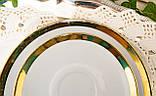 Фарфоровая чайная тройка, чайное трио, Winterling Marktleuthen Bavaria, Германия, фарфор, фото 6