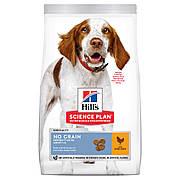 HILL'S SCIENCE PLAN Adult No Grain Medium Беззерновой Корм для Собак с Курицей - 14 кг