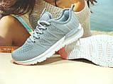 Женские кроссовки BaaS F серые 36 р., фото 3