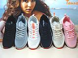 Женские кроссовки BaaS F серые 36 р., фото 9