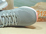 Женские кроссовки BaaS F серые 36 р., фото 8