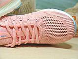 Кроссовки женские BaaS F розовые 37 р., фото 8