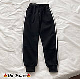 Спортивные штаны женские чёрный, графит, 42-44, 46-48, фото 7