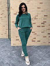 Стильный женский костюм ангора, фото 2