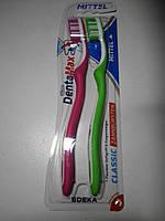 Зубная щетка Elkos , Германия (Элькос), 2шт на блистере