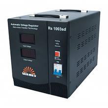 Стабилизатор напряжения Vitals Rs 1003sd Черный (000056200)