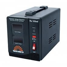Стабилизатор напряжения Vitals Rs 103sd Черный (000056195)