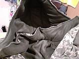 Бушлат зимовий теплий Піксель ВСУ 48,50,52,54,58,58,60 Синтепон+фліс, фото 7