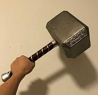 Молот Тора 1:1 игрушка реалистичная копия для косплей