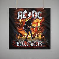 Постер: AC/DC (Макет №1)